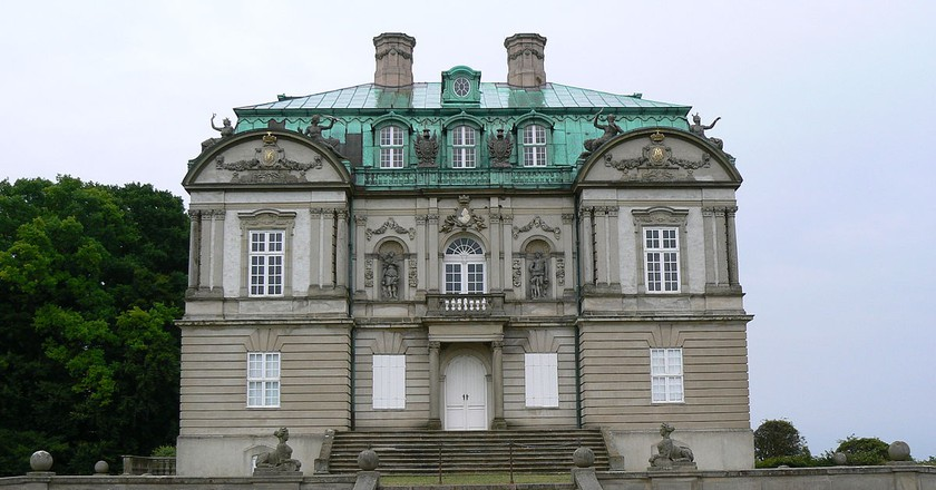 The Hermitage Palace | © Hemmingsen  / Wikimedia Commons