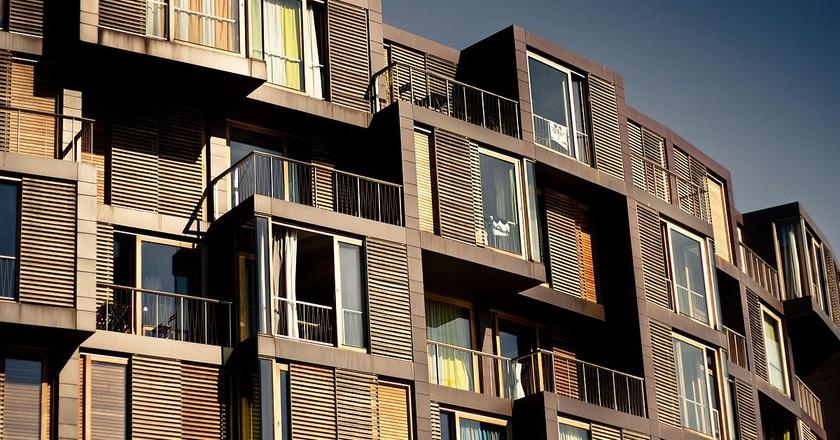 Tietgen Student Housing  © Peter Alfred Hess / Wikimedia Commons