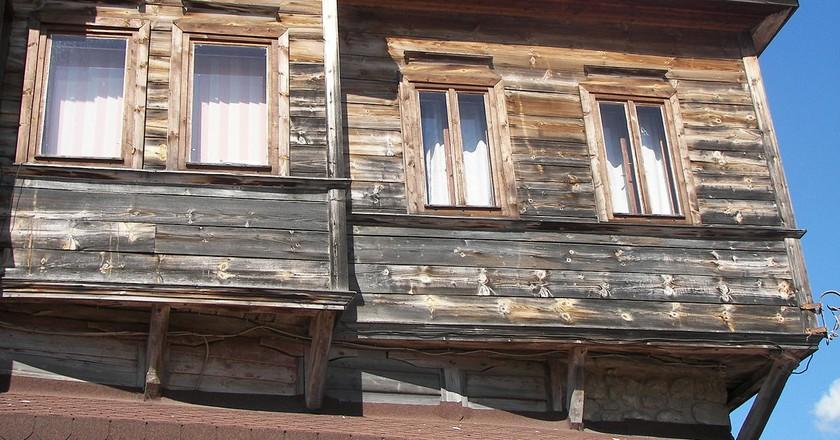Old houses in Nessebar | © infobgv/WikiCommons