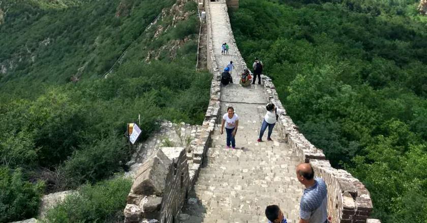 Great Wall at Simatai | Yuan Ren