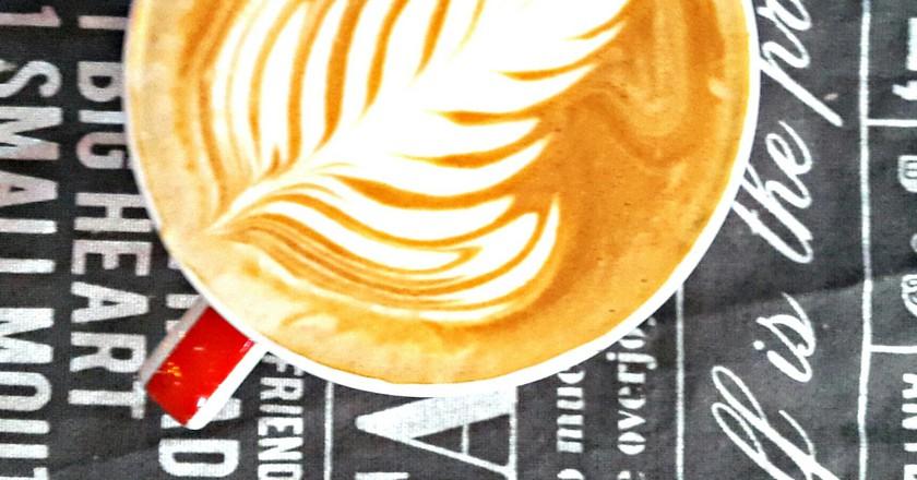 Coffee at R Caffe | © Courtesy of R Caffe