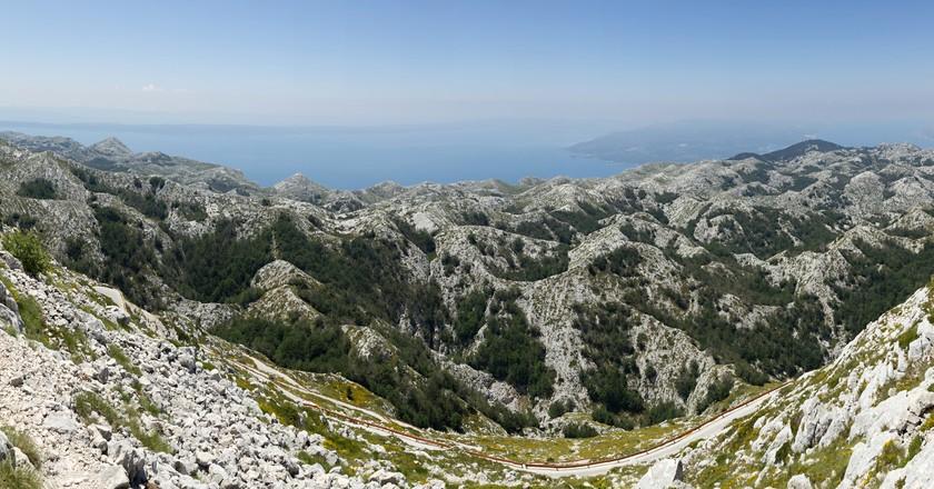Biokovo mountains/Breta Valek/Flickr