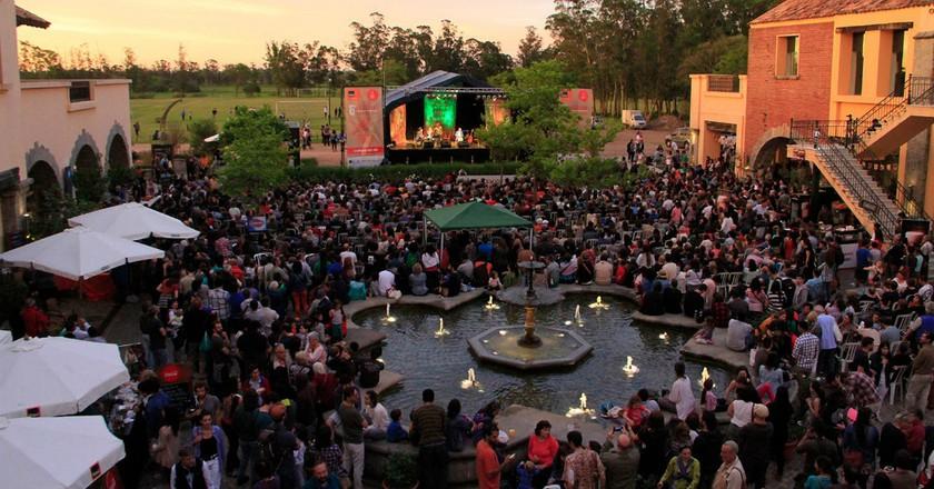 Escenario Plaza © Música de la Tierra