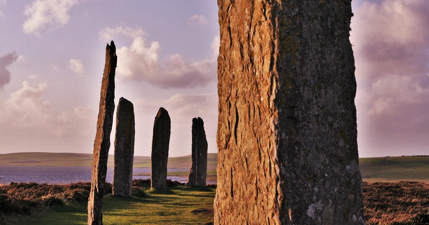 Ring of Brodgar, Orkney | © Jenny Laird/Flickr