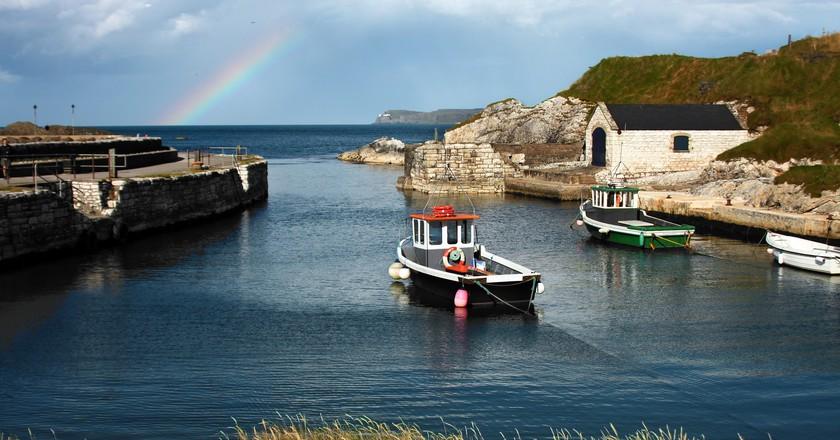Ballintoy Harbour | © Dareangel_2000 / Flickr