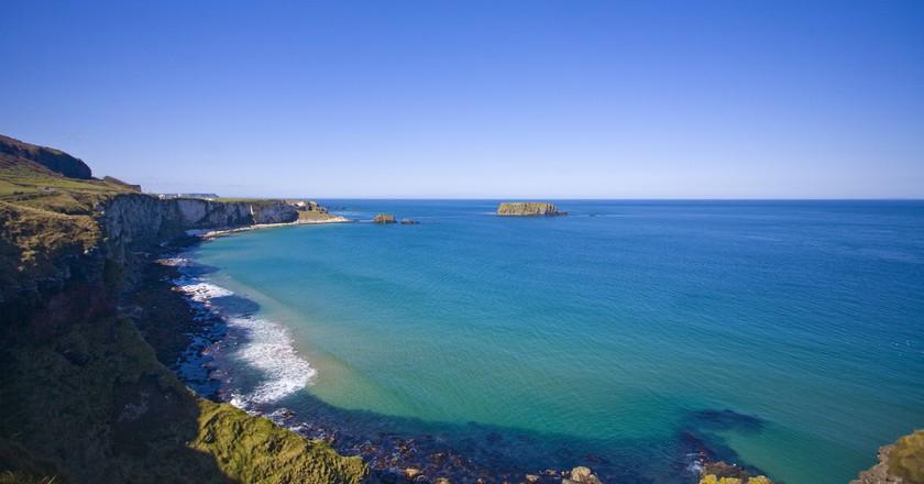 The North Coast, Ballintoy | © Mike Norton/ Flickr