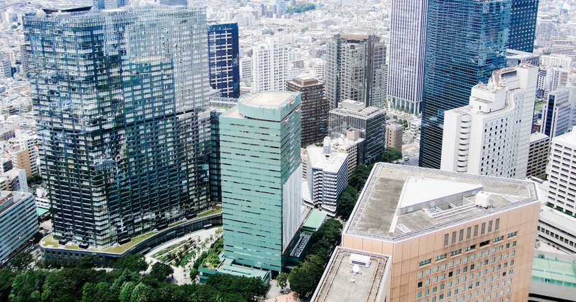 View of Tokyo from the Tokyo Metropolitan Government Building   © Dick Thomas Johnson/Flickr
