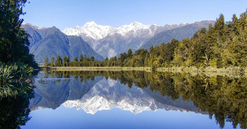 The Mirror Lakes | © Arran Bee/Flickr