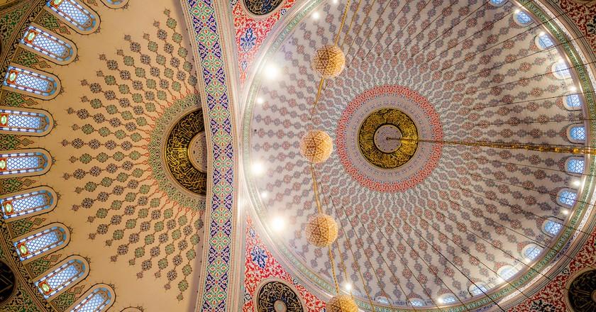 Kocatepe Mosque | © Hendrik Wieduwilt / Flickr