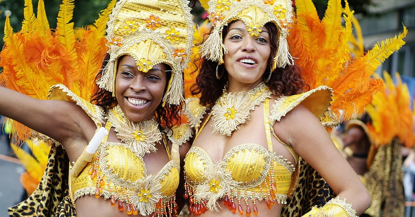 Notting Hill Carnival | ©  S Pakhrin/Flickr