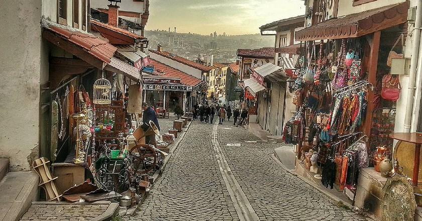Samanpazarı | © Ankara'dan / Flickr