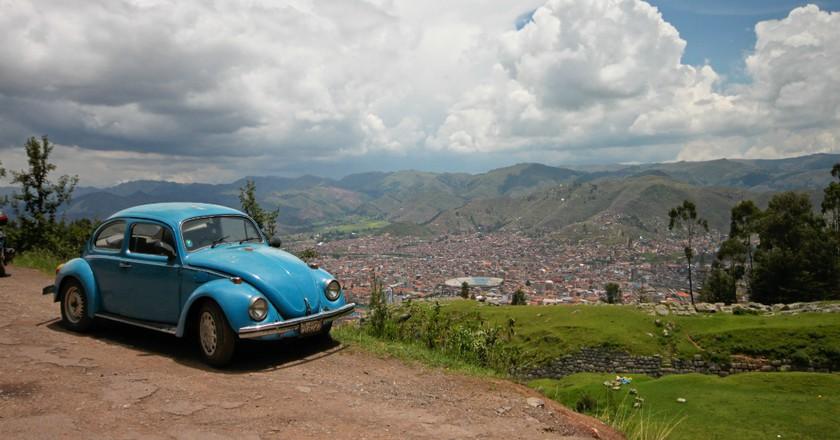 Overlooking Cusco © Roozbeh Rokni / Flickr