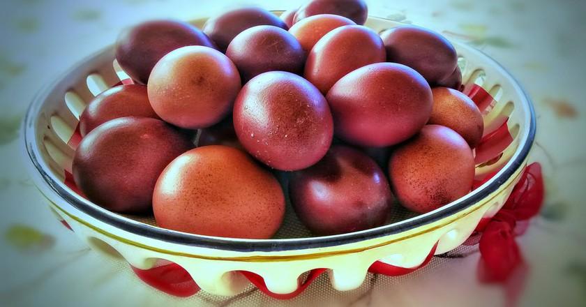 Easter eggs | © Vassilis / Flickr