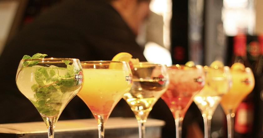 Cocktails | © Steven Ramirez/Flickr