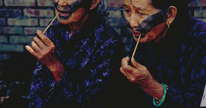 Atayal Elders   © Claire mono / Flickr