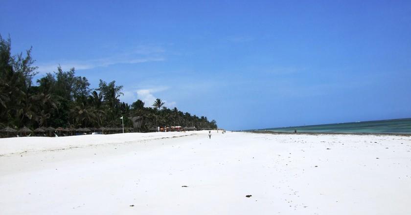 Diani beachfront | © Victor Ochieng / Flickr