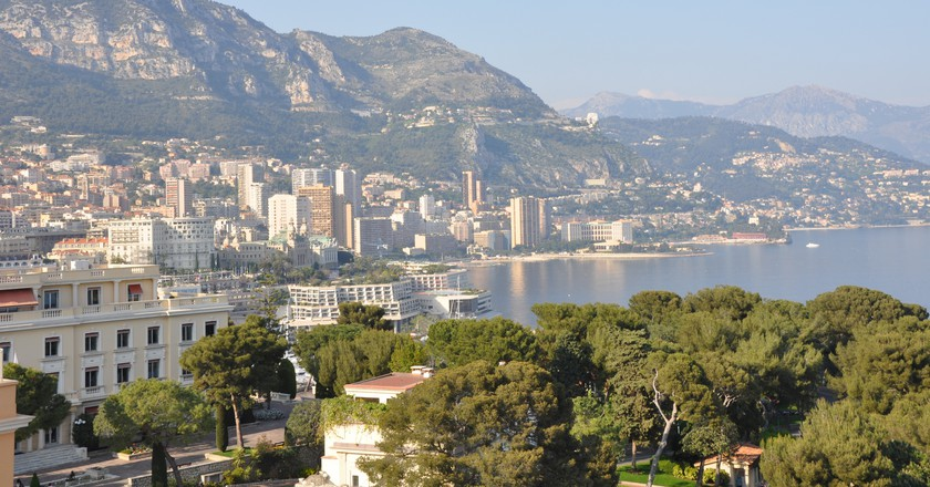 View of Monaco   © rhodesj/Flickr
