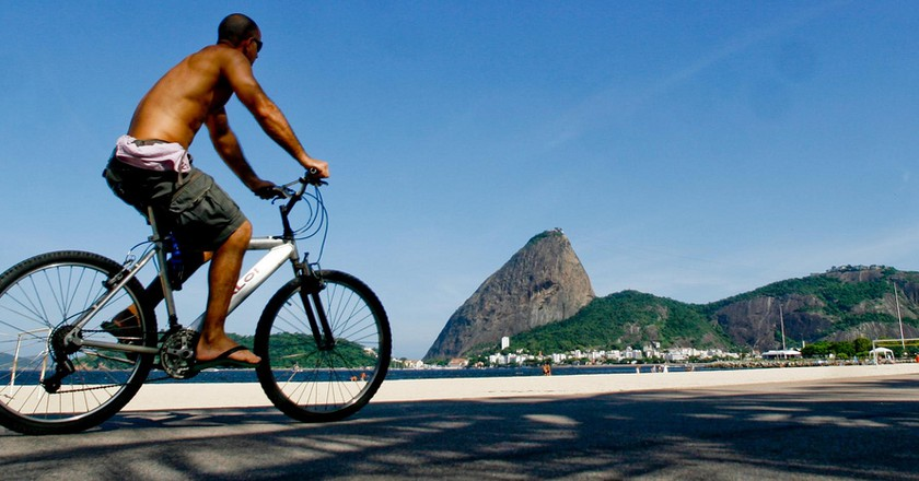 Cycling in Flamengo | © Pedro Kirilos/Riotur/Flickr