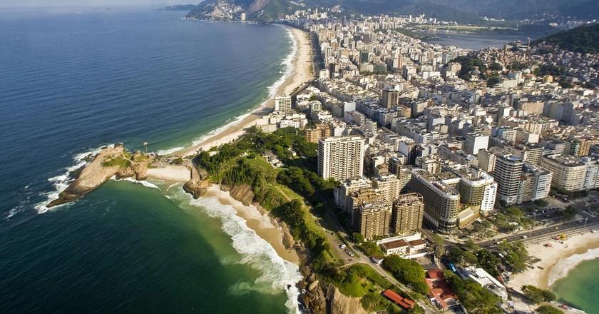 Rio's extraordinary coastline © Pedro Kirilos | Riotur/Flickr