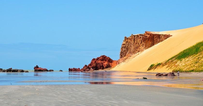 Canoa Quebrada Beach I © Roberto Faccenda/Flickr