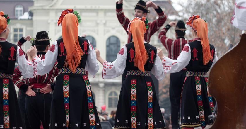 Bulgarian folk dance | © Florian Plag/Flickr