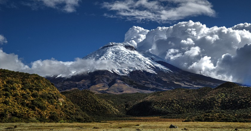 The Cotopaxi Volcano   © Ángel M. Felicísimo / Flickr