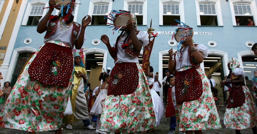 Atrações Culturais no Pelourinho | © Fotos GOVBA / Flickr