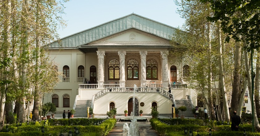 The Iran Cinema Museum has two working theatersr | © Kamyar Adl / Flickr