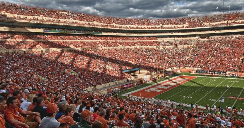 Texas Longhorns Football C Randall Chancellor