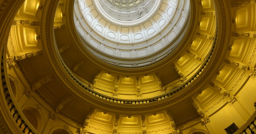 Texas State Capitol © Ben Wiseley