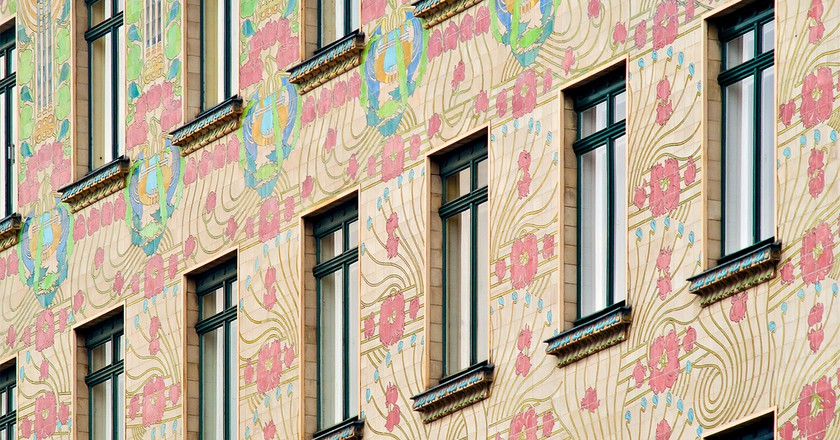 Otto Wagner Apartment | © piotr iłowiecki/Flickr