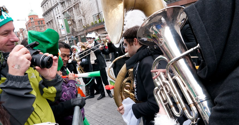 St Patrick's Day Parade | © LenDog64 / Flickr