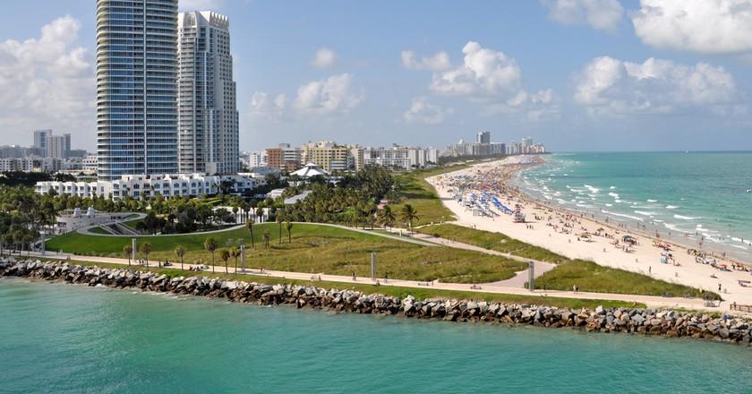 Miami Beach   © James Willamor / Flickr