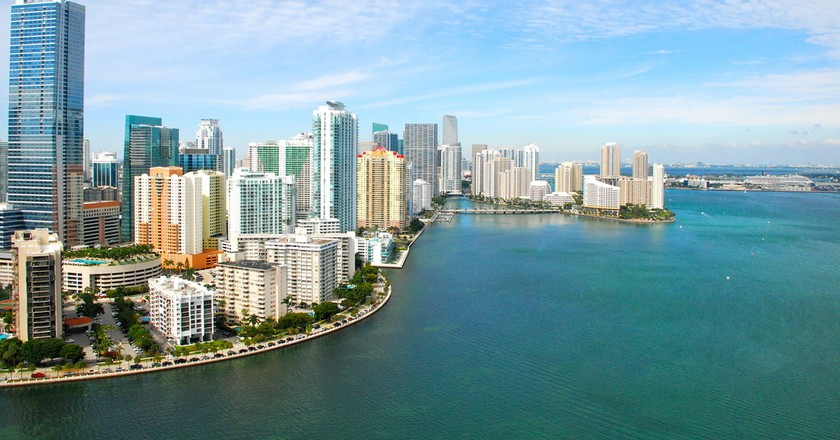 Miami Skyline | © Gunther Hagleitner/Flickr