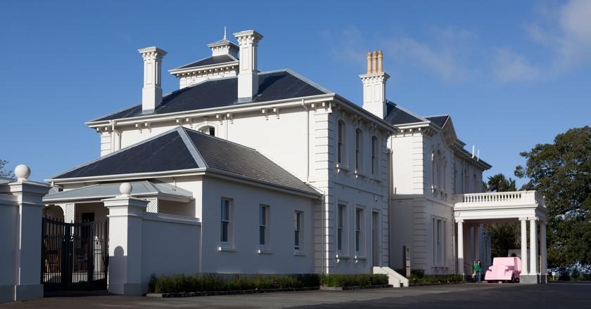 Pah Homestead, Monte Cecilia Park, Hillsborough, Auckland   © russellstreet/Flickr