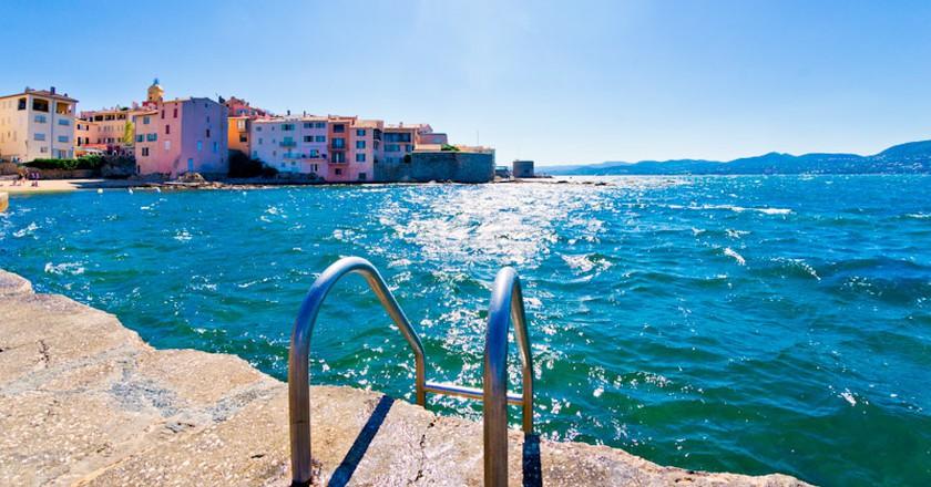 St Tropez is full of Instagram-worthy locations | © steve lorillere/Flickr