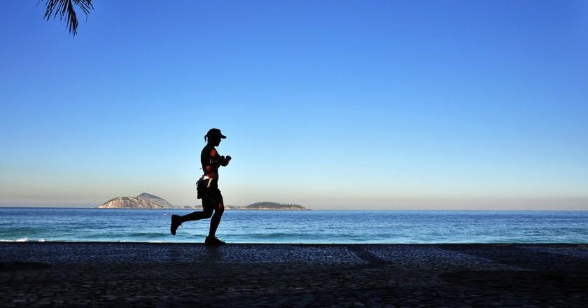 Running in Arpoador  © Alexandre Macieira Riotur/Flickr
