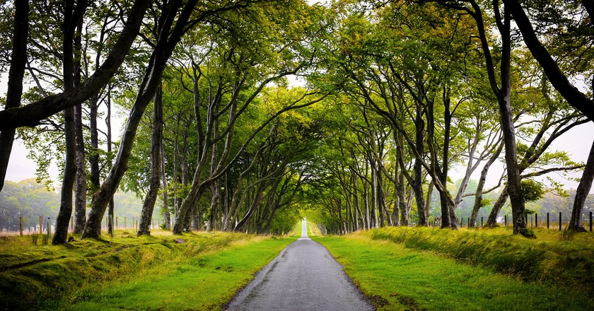 Running Path Along The Pentland Hills | © Strevo / Flickr