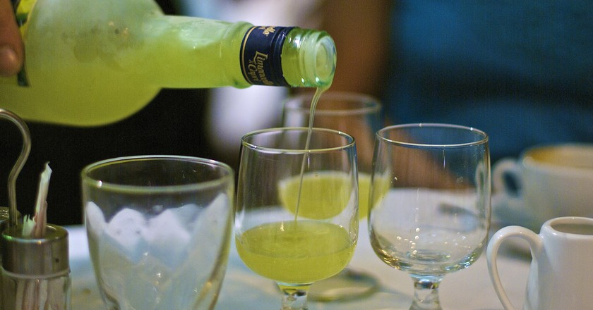 Limoncello | © Kizzzbeth / Flickr