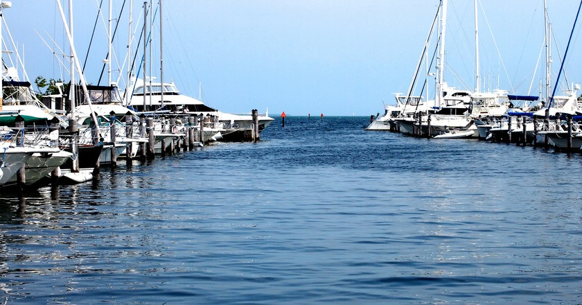 Coconut Grove Harbour   ©karmatosed / Flickr