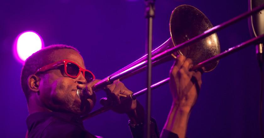 Trombone Shorty   © Jeroen Komen/Flickr