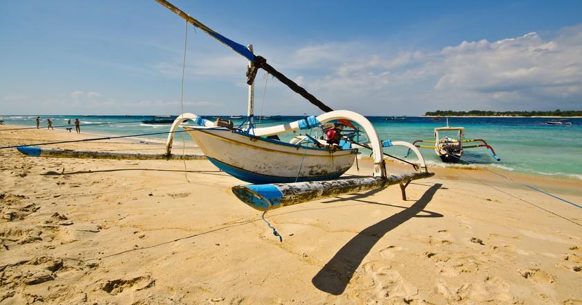 Day Trips to Gili Trawangan   © Shan Ambrose / Flickr