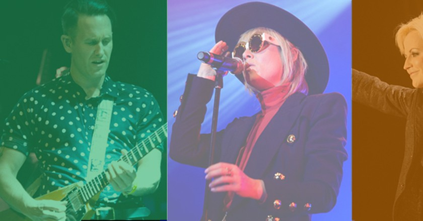 Ash, Roisin Murphy and The Cranberries are here to make your St Patrick's Day better   © Christian Bertrand / Rene Oonk / yakub88