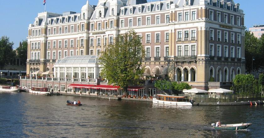 InterContinental Amstel Amsterdam | © Mtcv / WikiCommons