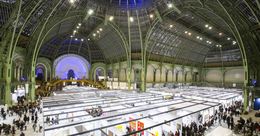 Art Paris Art Fair 2015 │© Emmanuel Nguyen Ngoc, Courtesy of Art Paris Art Fair