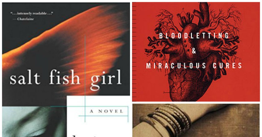 Book covers courtesy of the publishing houses