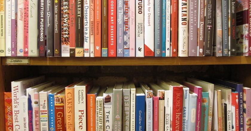 Books ©Sela Yair/Flickr