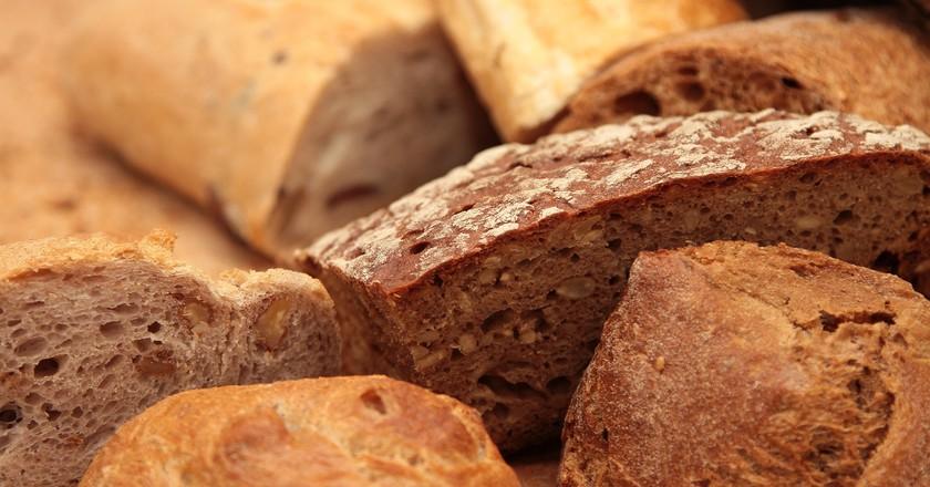 Bread   © Pexels https://static.pexels.com/photos/2436/bread-food-healthy-breakfast.jpg
