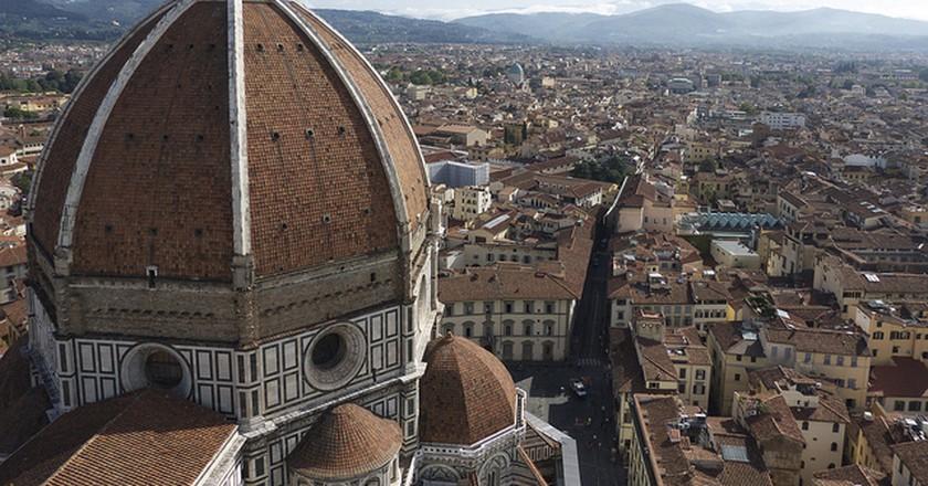 Brunelleschi's Dome, Stuart Caie, Flikr