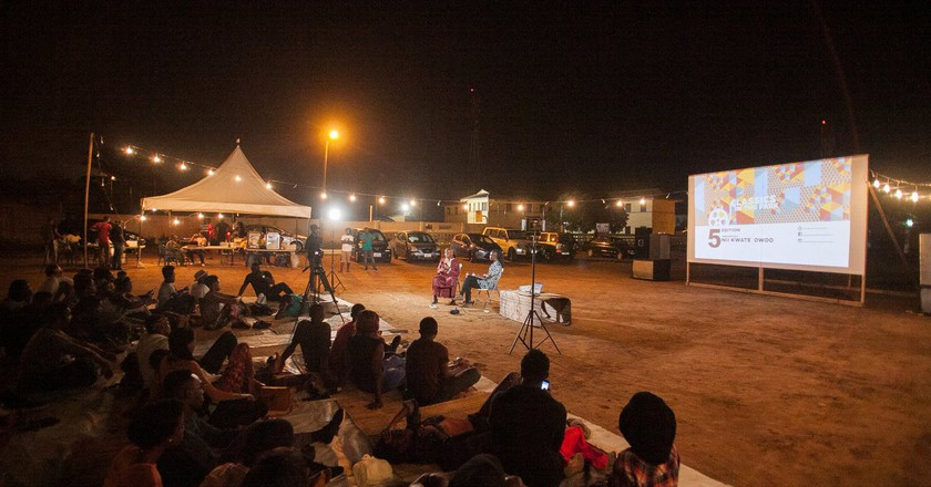 This Ghanaian Project Showcases Timeless African Cinema